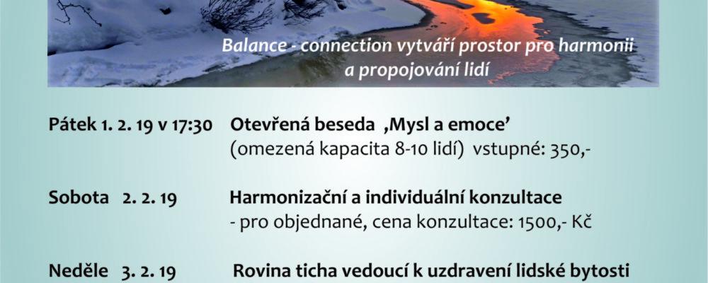 Bal-con (živá diskuze) s Jiřím Ledvinkou - léčitelem