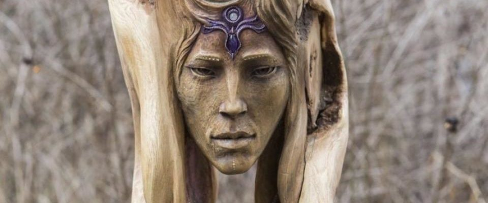 Aktuálně v Bal-conu socha od Marka Cinka